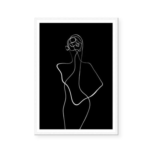 Chance - Inverted | Fine Art Print | Peytil