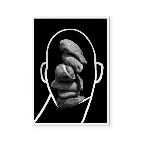 Garcon - Inverted | Fine Art Print | Peytil