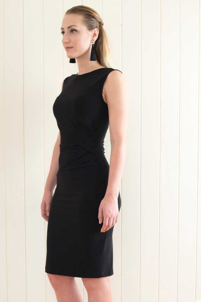 Noir Dress in Black