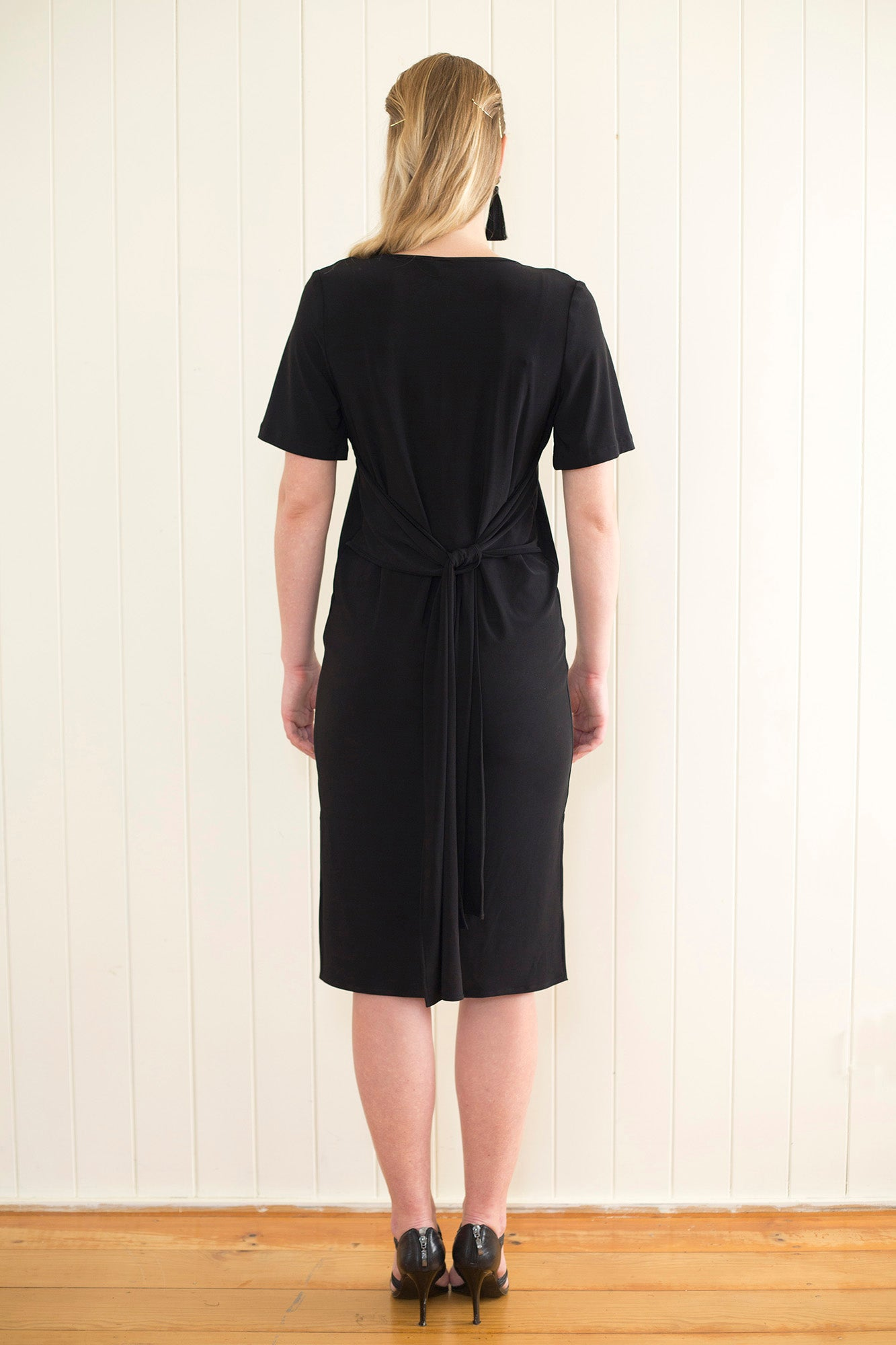 Travel Often Dress in Black - inBLACK. The Label | Women's Black Dresses