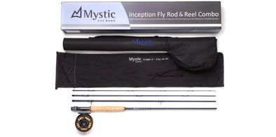 Meet the New Inception Fly Rod and Reel Combo from Mystic