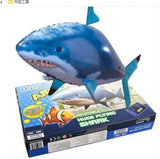 Remote Control Flying Shark Toy