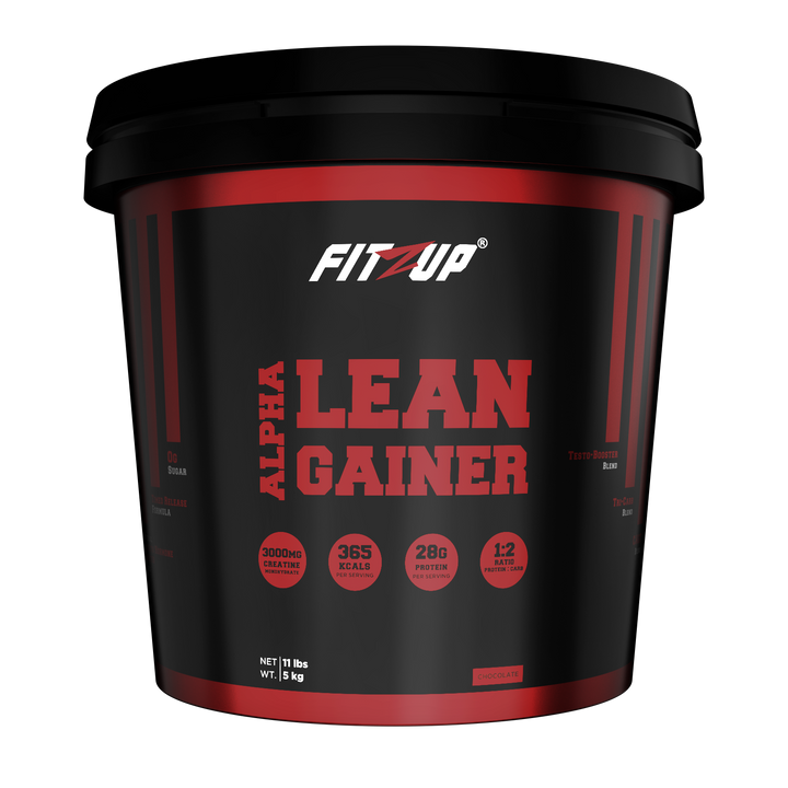 Alpha Lean Gainer 11lbs