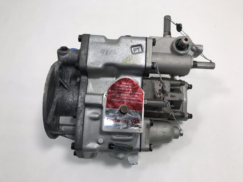 FXY50RX Rebuilt Cummins AFC Variable Speed Dual Spring Right Hand Injection Pump