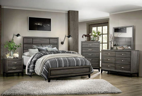 Davi Bedroom Collection