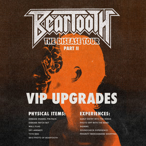 04.15.19 - BEARTOOTH VIP - QUEBEC CITY, QC