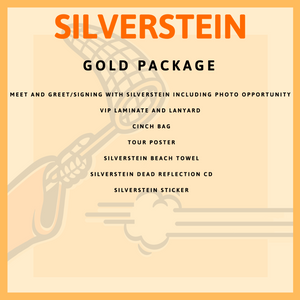 6 - FEB - ALBUQUERQUE, NM - SILVERSTEIN GOLD PACKAGE