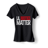 Lil Booties Matter Black T-Shirt Bundle (Womens)
