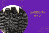 Raw Cambodian Hair - CrownedQueenHair