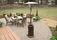 Patio Heater with Table