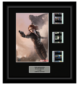 Avengers Black Widow (2012) - 3 Cell Display