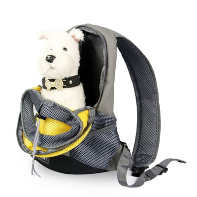 $39.95 - SMALL ANIMAL CARRIER BACKPACK - FOR CATS DOGS & SMALL ANIMALS (5) TRAVEL PETS