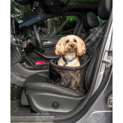$59.95 - PET CAR SEAT BOOSTER FOR DOGS CATS & SMALL ANIMALS (3) TRAVEL PETS