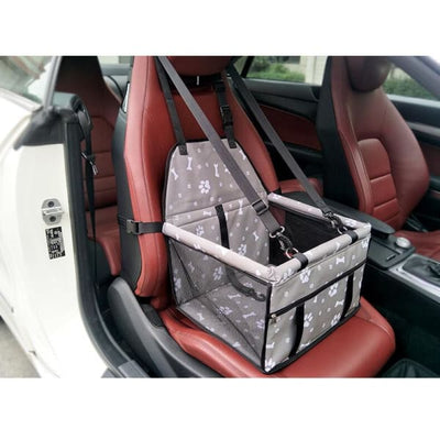 $59.95 - PET CAR SEAT BOOSTER FOR DOGS CATS & SMALL ANIMALS (16) TRAVEL PETS