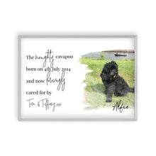 Personalized Pet Photo Print - Blim & Blum
