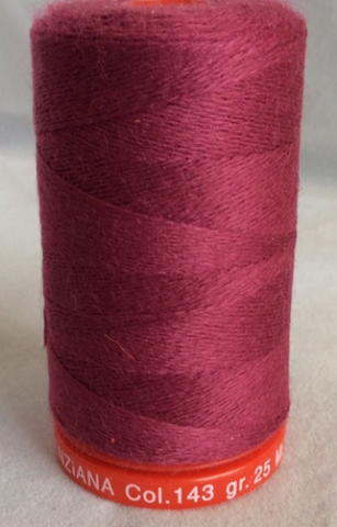 Genziana Wool Thread - Magenta 143