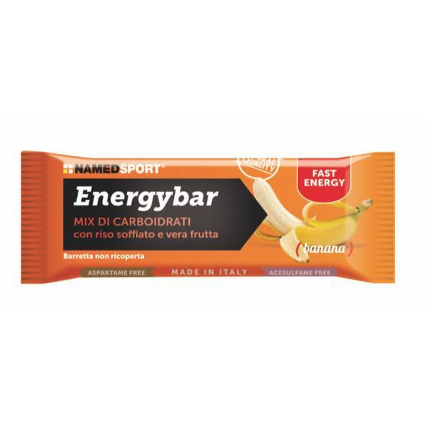 Energy Bar Plátano. Named Sport