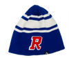 "Royal and White ""R"" logo Beanie"