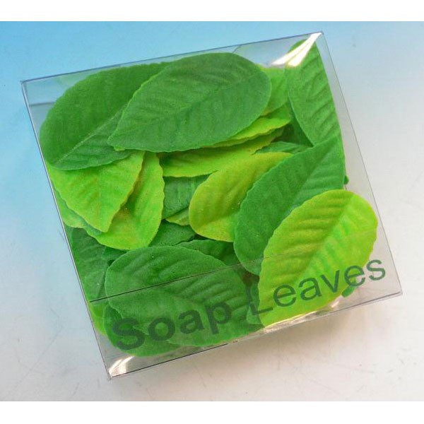 Scented Soap Leaves