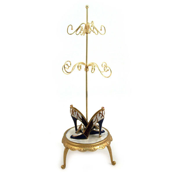 Royal Pumps Jewelry Stand