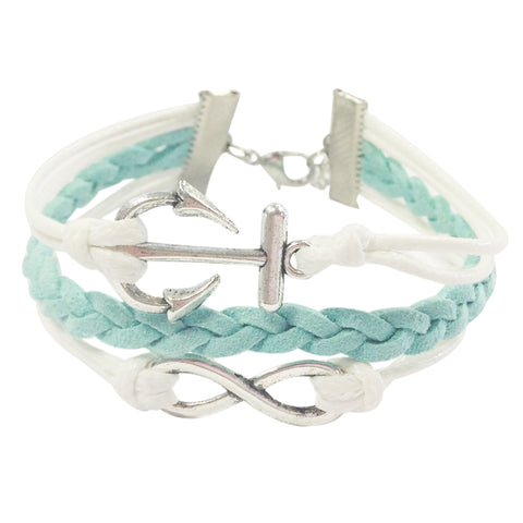 Wrapables Bicycle Cord Bracelet