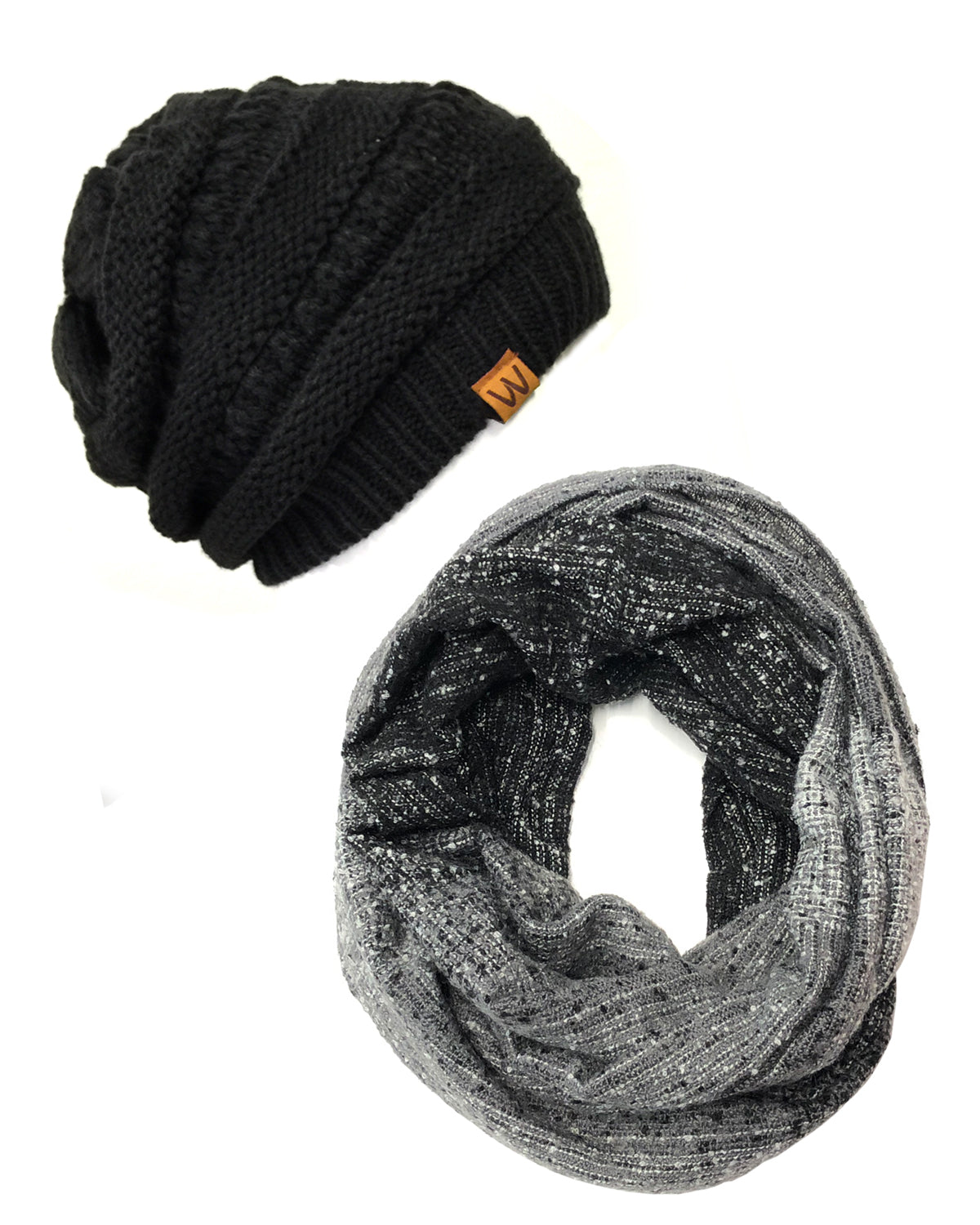 Wrapables® Warm Fall and Winter Infinity Scarf