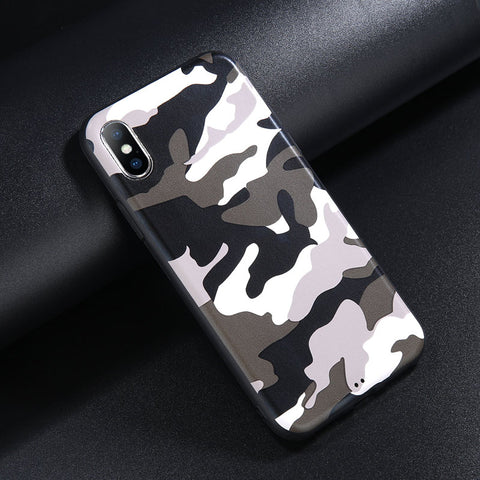 Army Green Camouflage Case For IPhone - Jonjarash Shop