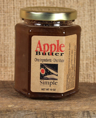 Apple Butter Jam & Glaze