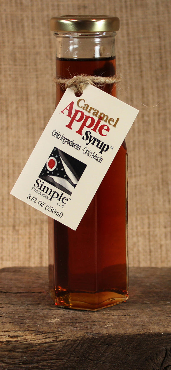 Caramel Apple Syrup