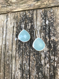 Turks and Caicos Teardrop Earrings