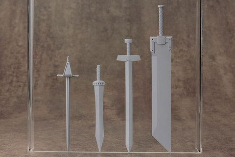 M.S.G Modeling Support Goods - Weapon Unit 33 Knight Sword