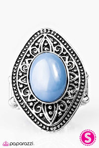 Paparazzi Jewelry Ring Color Blast - Blue