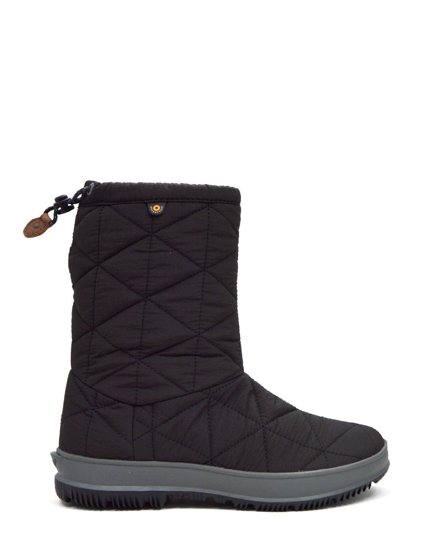 Snowday Mid Winter Boots Black