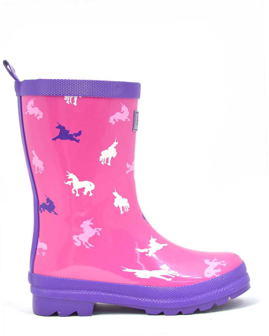 Unicorn Silhouettes Gumboots