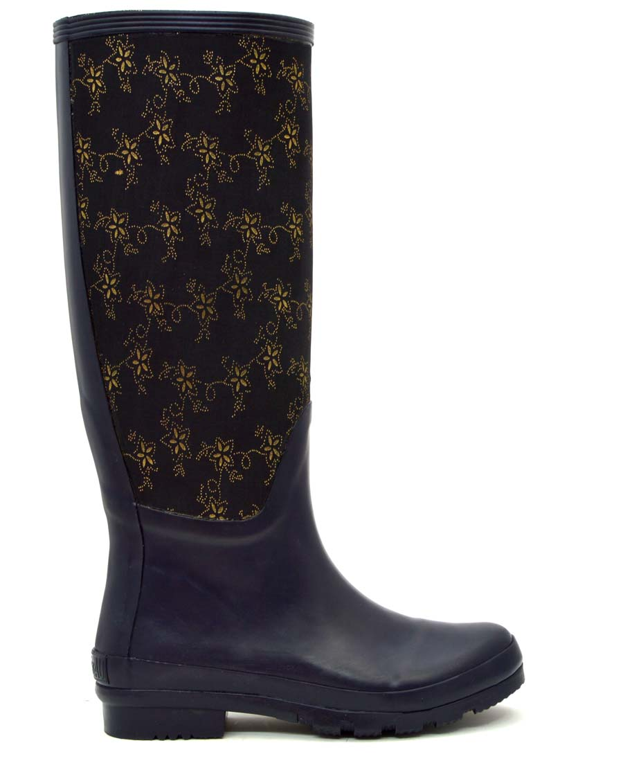 Navy Royale Gumboots