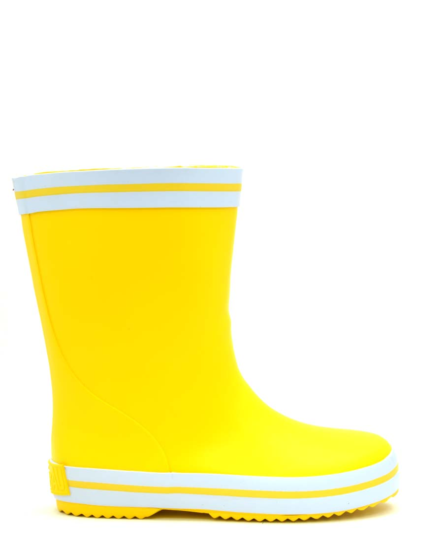 Splash Yellow Gumboots