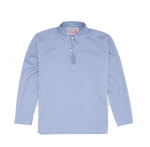 THE ENGLISH DIFFERENCE RUGBY SHIRT - BLUE