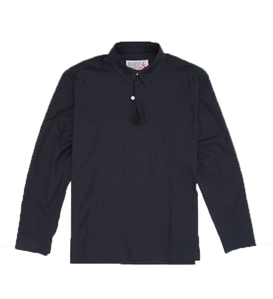THE ENGLISH DIFFERENCE RUGBY SHIRT - NAVY