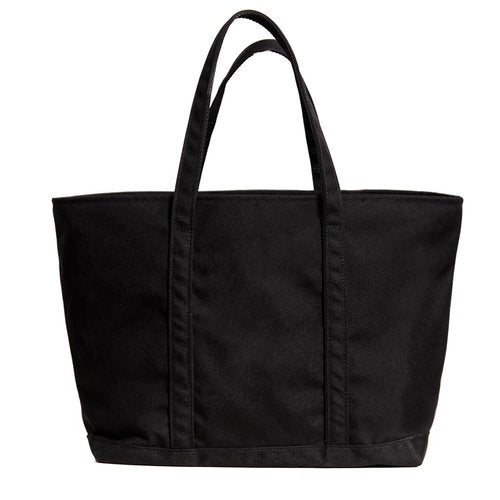 BLACK TOTE WITH INSERT