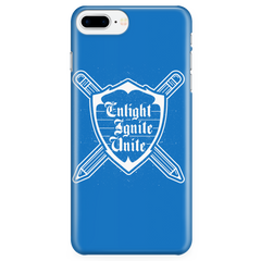 U4SC Signature Coat of Arms (White) -- Phone Cover