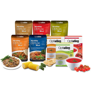 Souper Healthy Option Meal Bundle Weight Loss OptiSlim