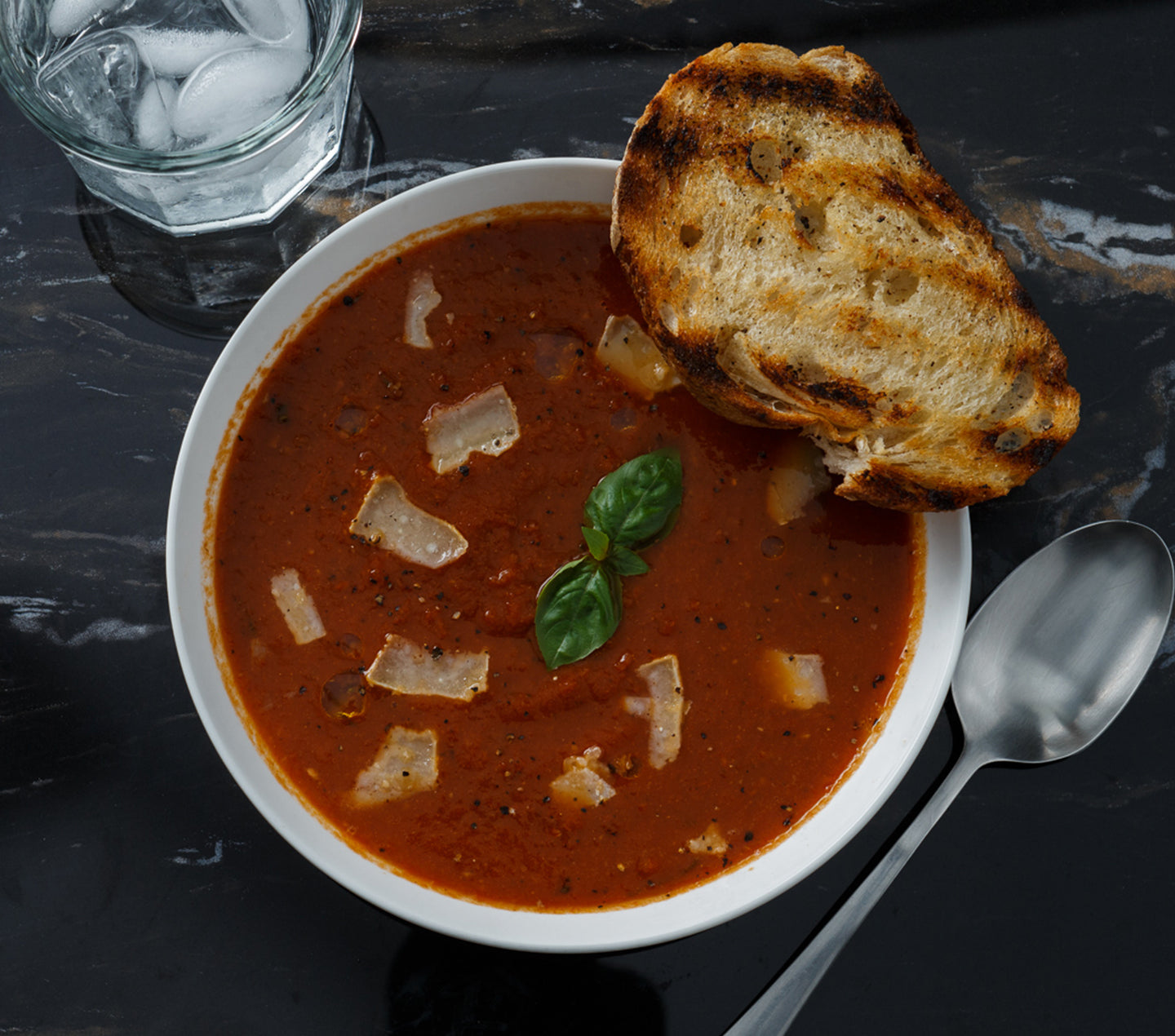 Roasted Tomato Soup (350g)