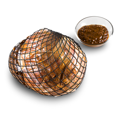Pineapple Glazed Smoked Ham - Boneless (1 kg)