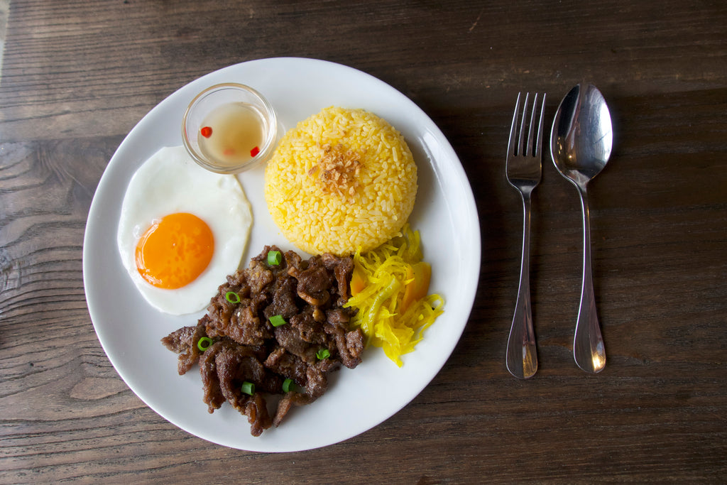 Marinated Beef Tapa, 1 kg