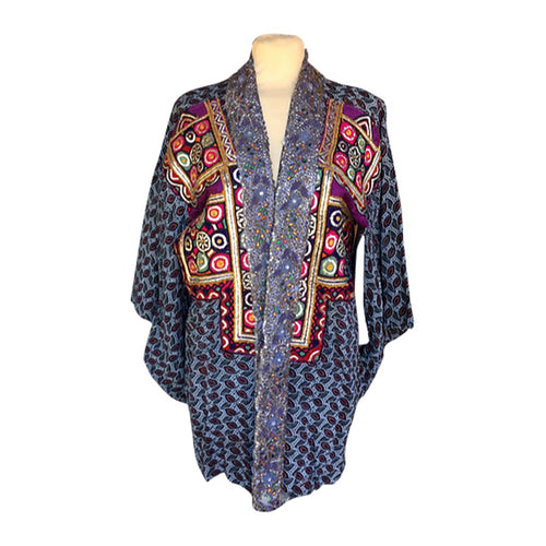 ONE IN A KIND KIMONO - Wonderfuletta
