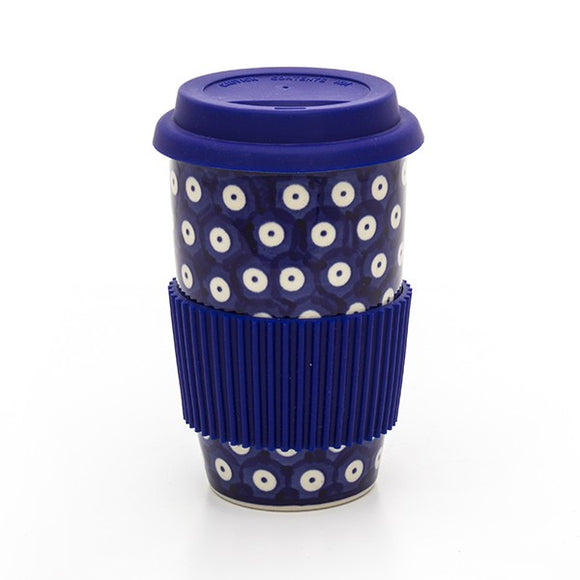 Travel Mug Dots