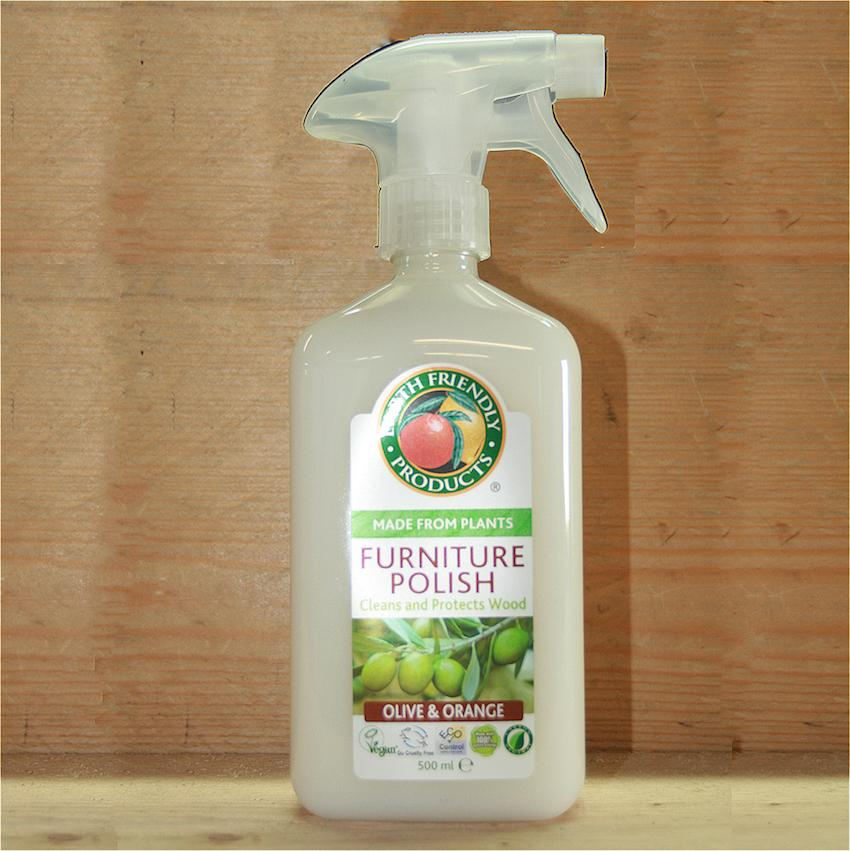 Olive & Orange Furniture Polish 500ml