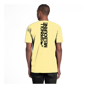 Bold Map Lemon Tee