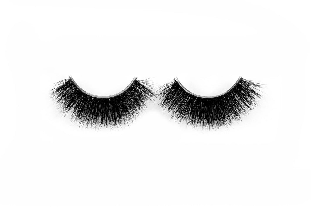 5D Mink Strip Lashes  - Bambi