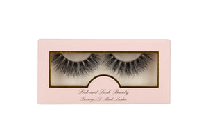 5D Mink Strip Lashes  - Trixie
